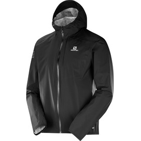 Salomon Bonatti WP Running Jacket Men black